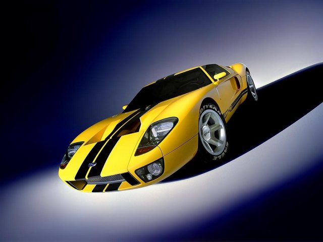 ford new gt40 - 1024x768