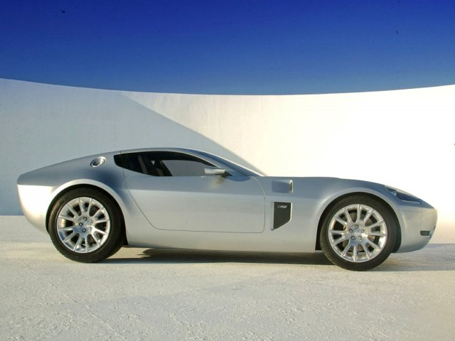 ford shelby gr-1 concept 2004 - 1024x768